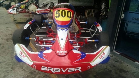 Kart Birel 2016 Impecavel
